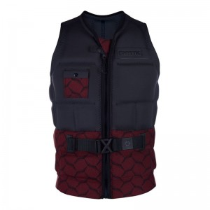 KAMIZELKA MYSTIC SUPREME IMPACT VEST 2019 FZ WAKE DARK RED