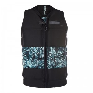 KAMIZELKA MYSTIC SHRED IMPACT VEST FZ WAKE BLACK