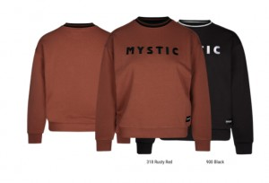 2021 MYSTIC BRAND CREW SWEAT WOMEN