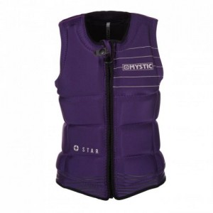 KAMIZELKA MYSTIC STAR IMPACT VEST FZIP WAKE WOMEN PURPLE