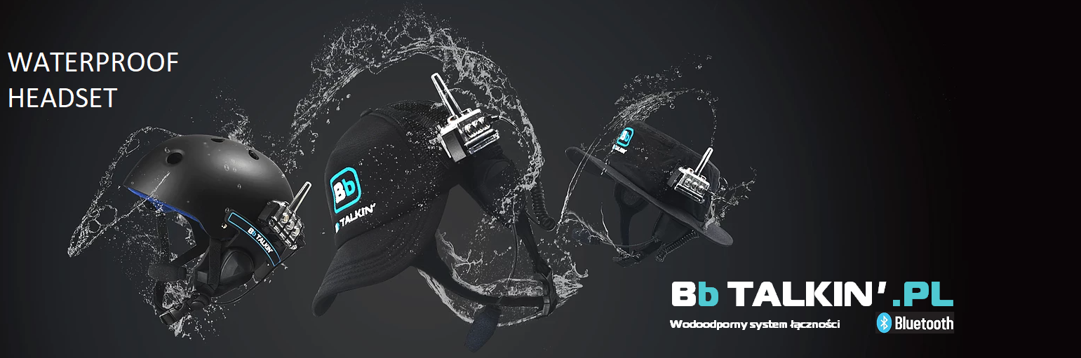 bbtalkin waterprof headset